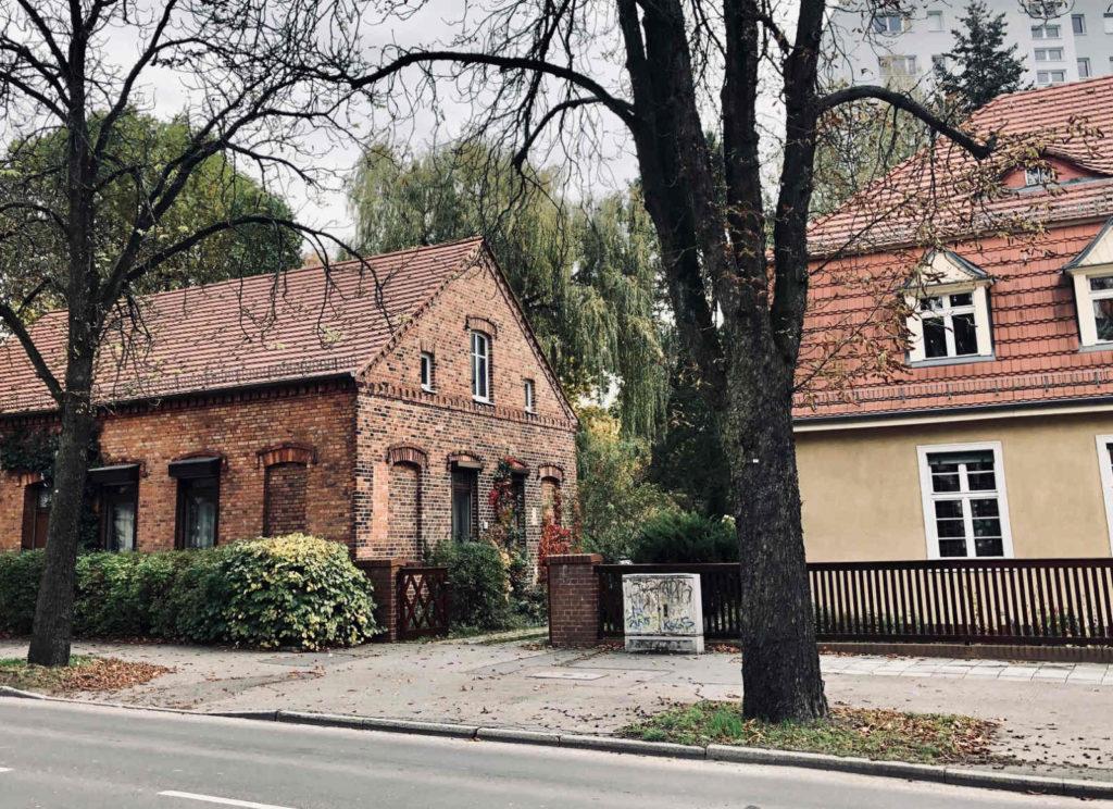 Makler Buch 13125: Gemeindehaus