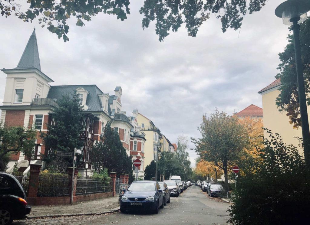 Makler Niederschönhausen: Kavalierstraße