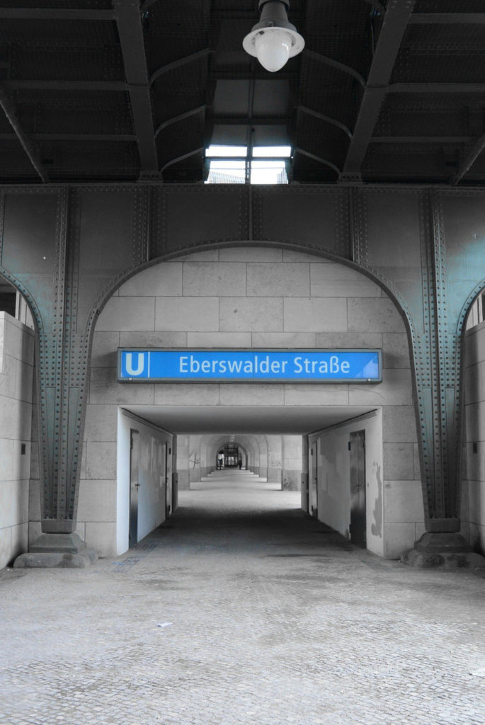 Makler im Prenzlauer Berg: Eberswalder U-Bahn