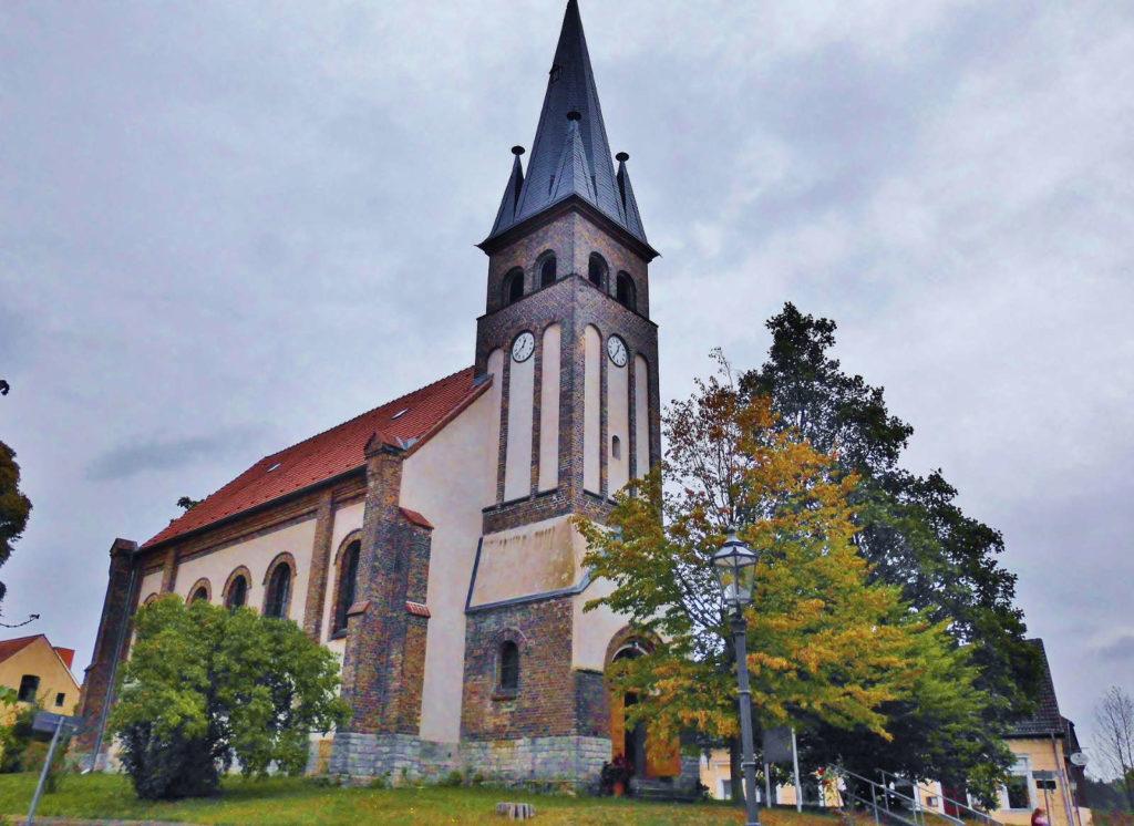 Makler Treptow-Köpenick: Dorfkirche Rahnsdorf