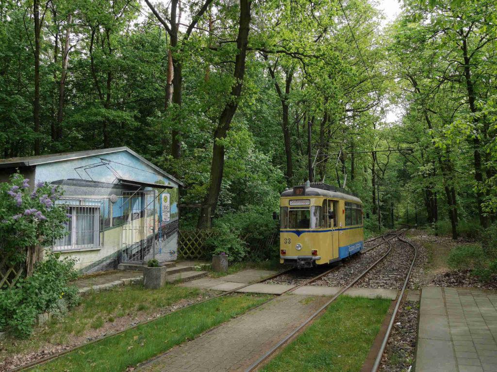 Makler Rahnsdorf - Straßenbahn