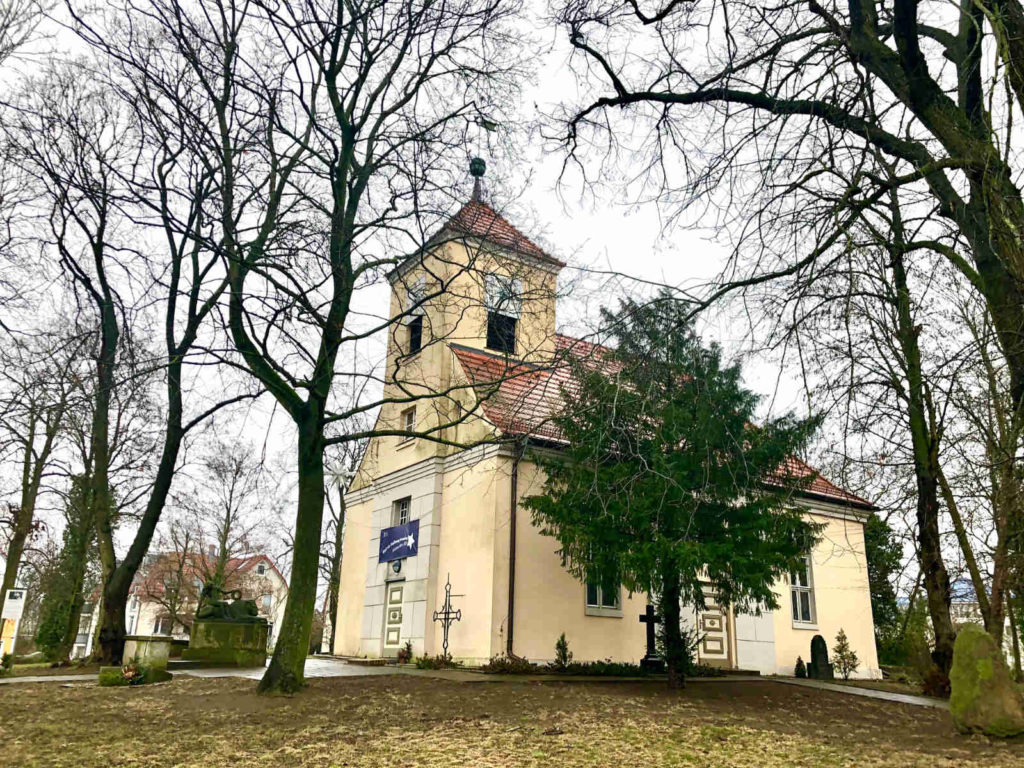 Makler Treptow-Köpenick: Dorfkirche Schmöckwitz