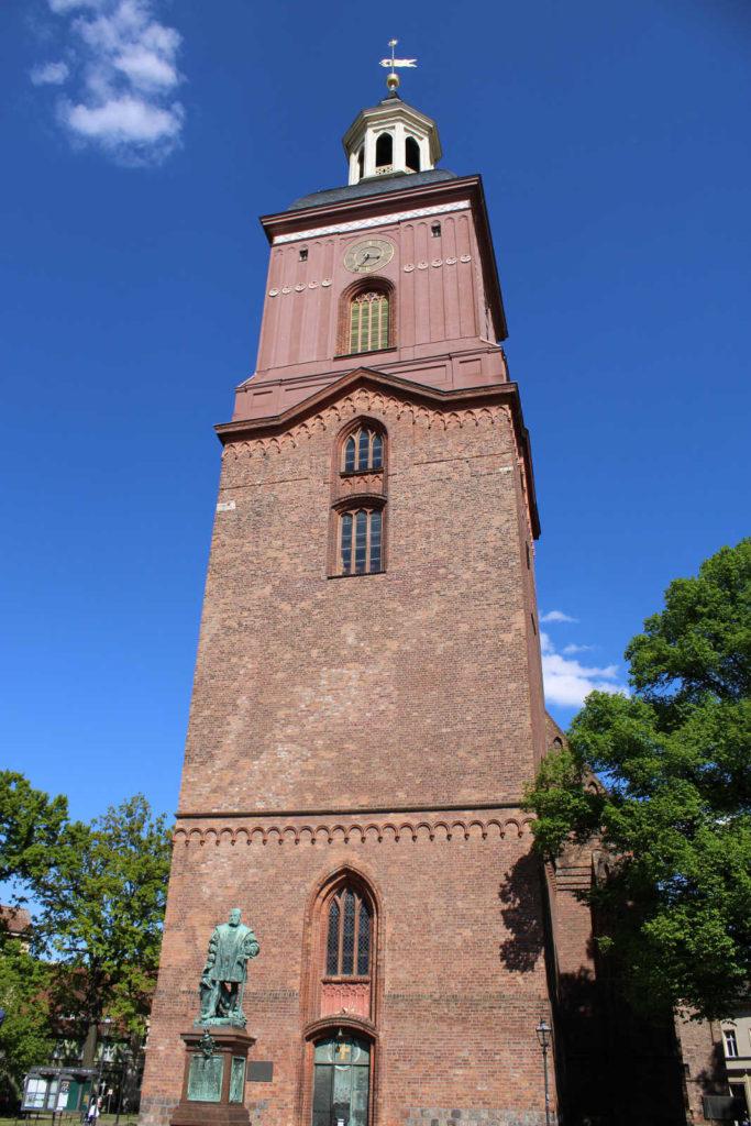 Makler Spandau - Nicolaikirche