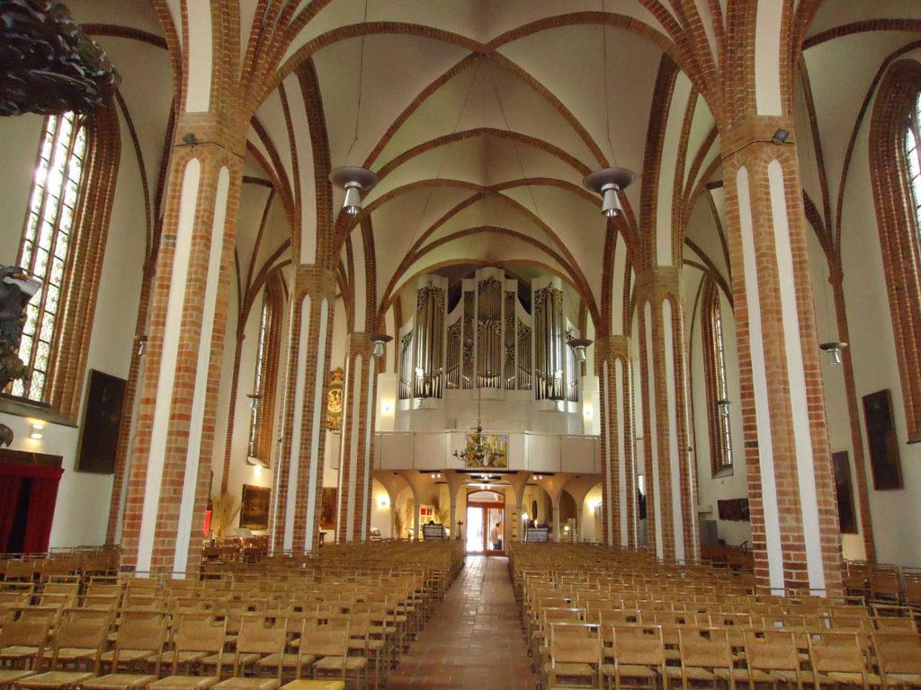 Makler Spandau - Altstadt Kirche