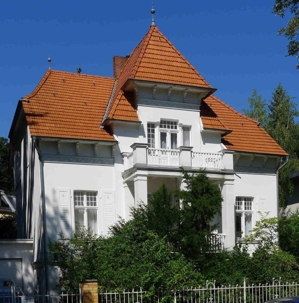 Makler Steglitz-Zehlendorf: Villa in Lichterfelde