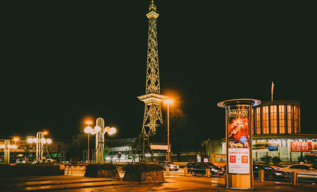 Makler Westend: Funkturm