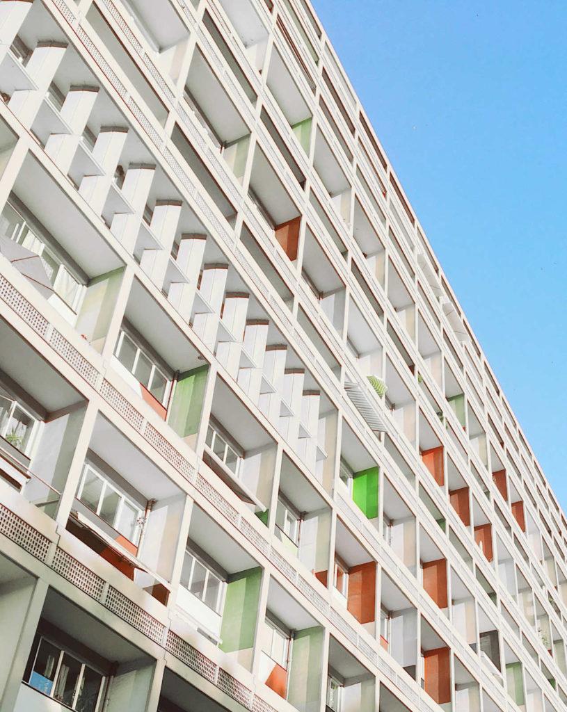 Makler Westend: Le-Corbusier-Haus
