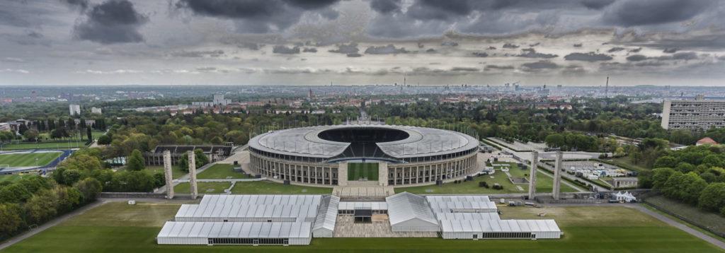 Makler Westend: Olympiastadion von 1936