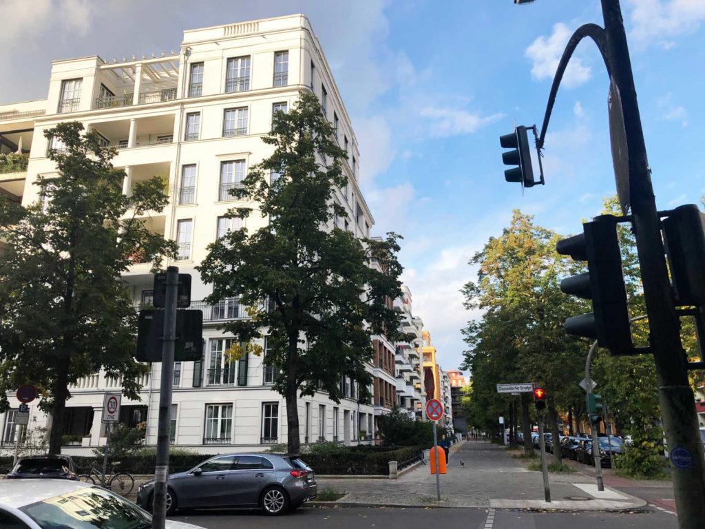Makler Charlottenburg-Wilmersdorf: Württembergische Straße