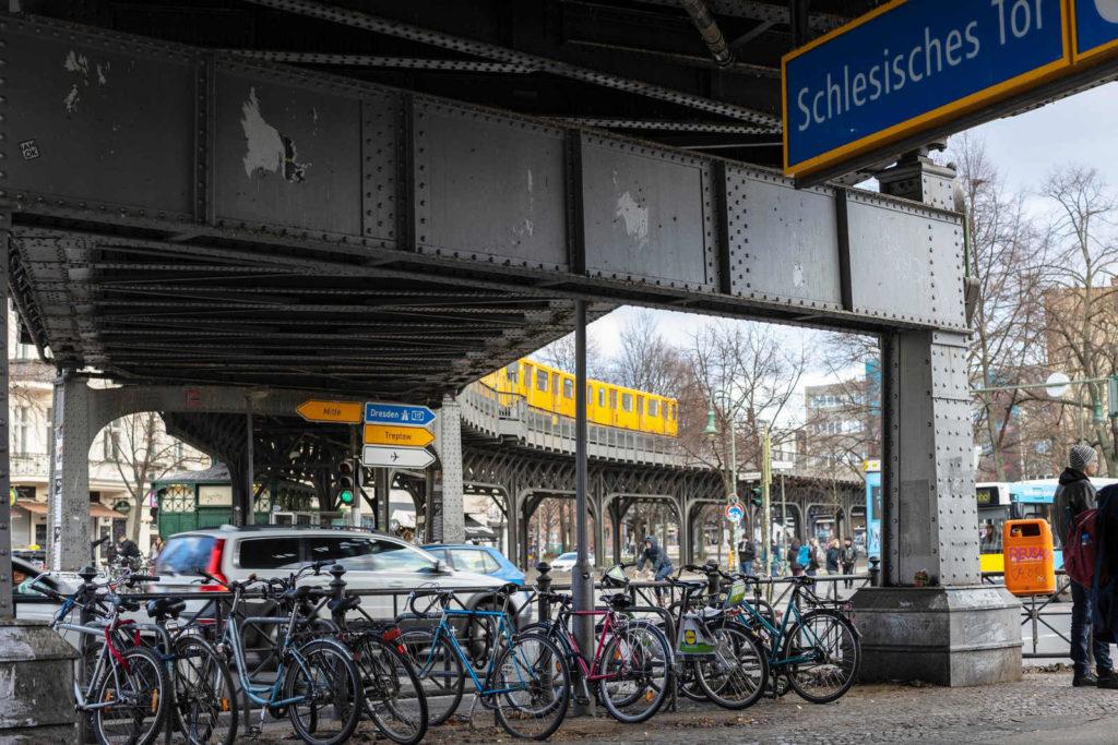 Makler Wrangelkiez 10997: U-Bahnhof Schlesisches Tor