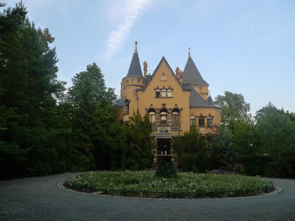 Makler Colonie Alsen: Villa Herz