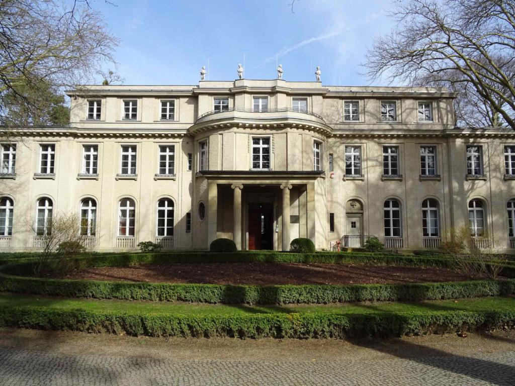 Makler Colonie Alsen: Haus der Wanseekonferenz