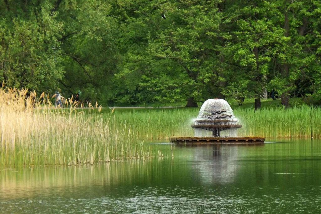 Makler Neukölln: Britz Springbrunnen