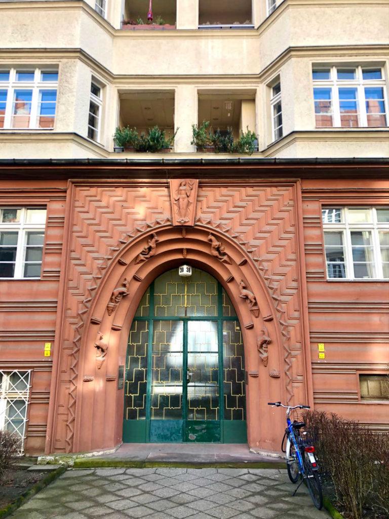 Makler Ceciliengärten, Schöneberg: Ozenstraße