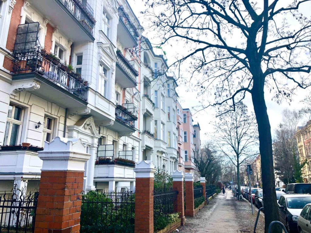 Makler Friedenau - Niedstraße