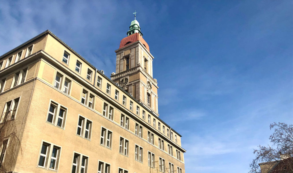 Makler Friedenau - Rathaus