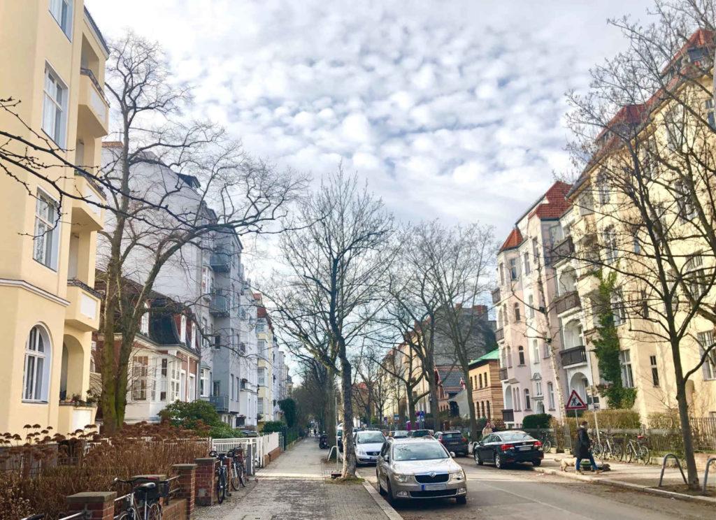 Makler Friedenau -Schmargendorfer Straße