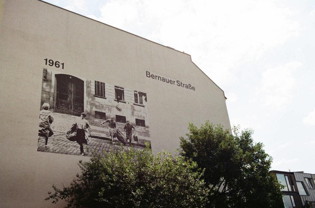 Makler Wedding: die Gedenkstätte Bernauer Straße