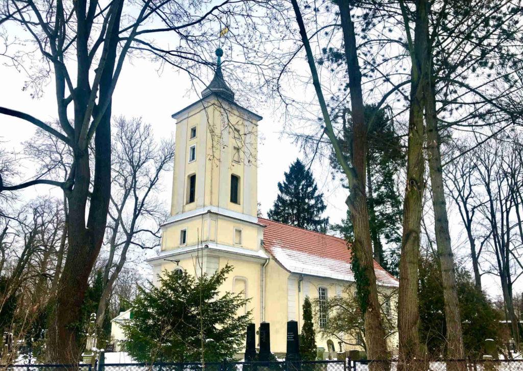 Makler Heiligensee: Dorfkirche