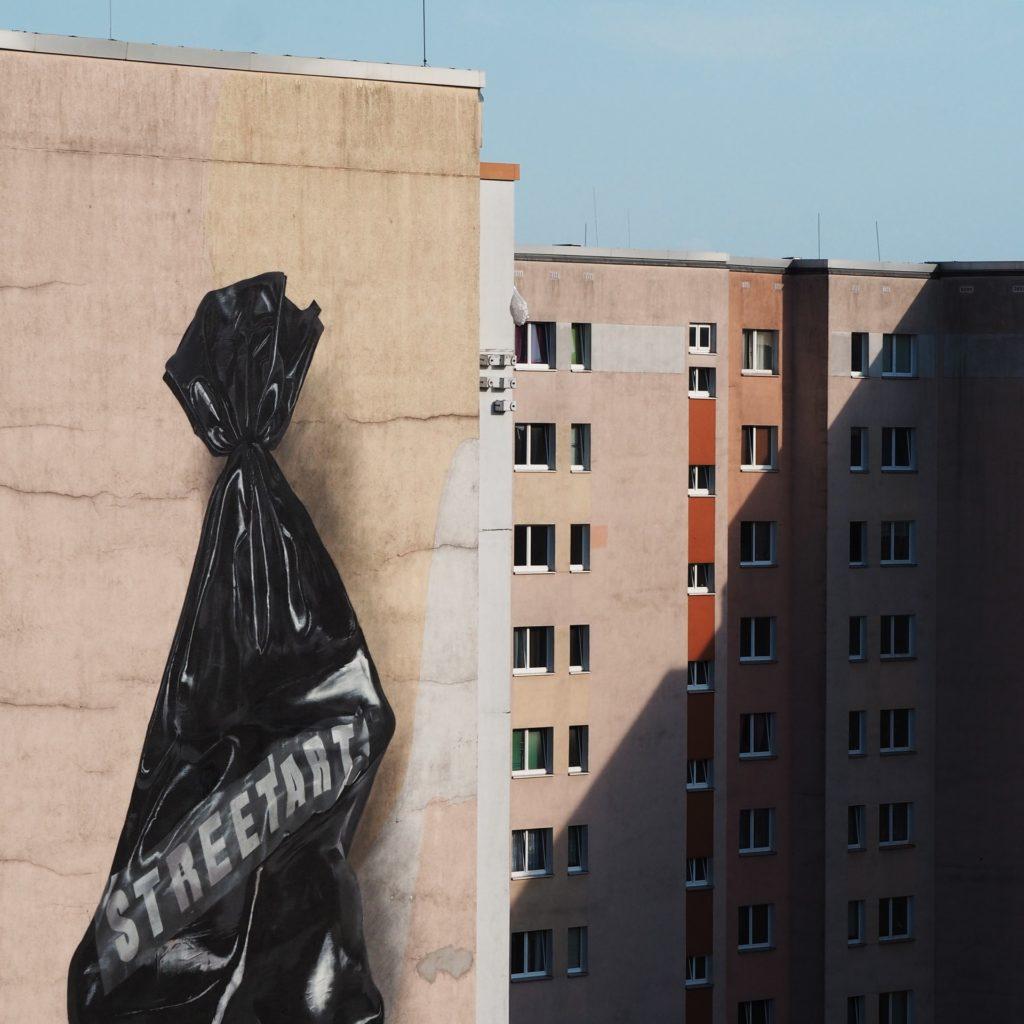 Makler Marzahn-Hellersdorf: Streetart