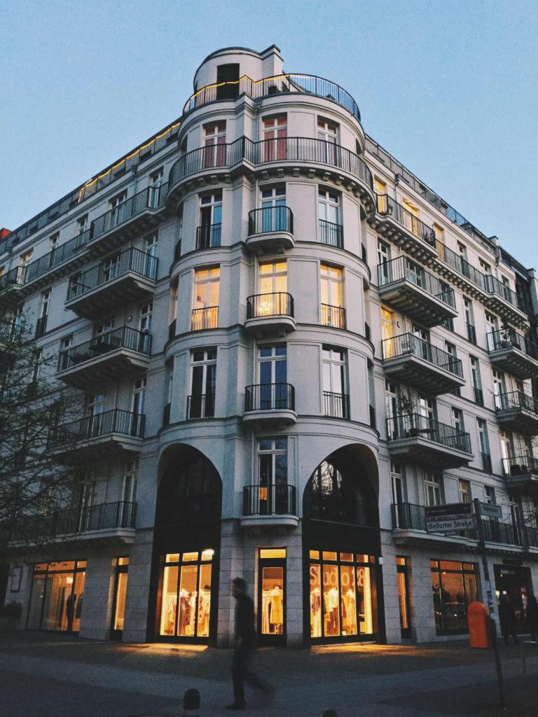 Makler Kollwitzkiez: Belforter Straße