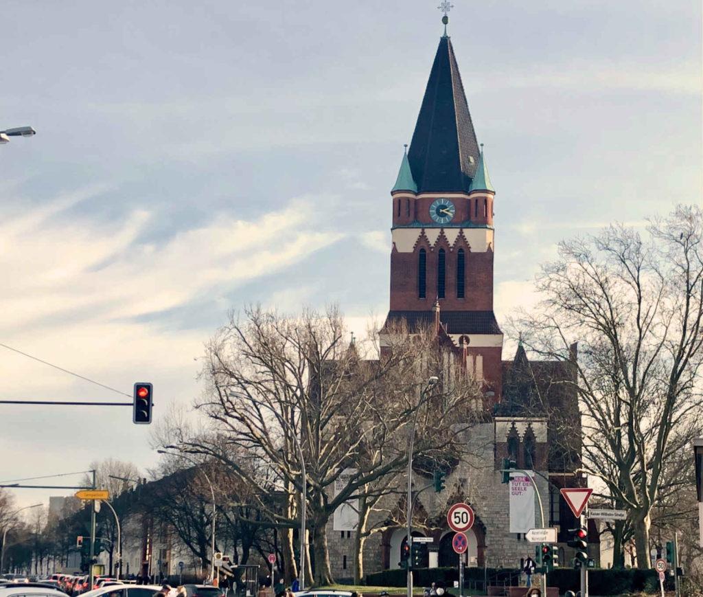 Makler Lankwitz: Kirche