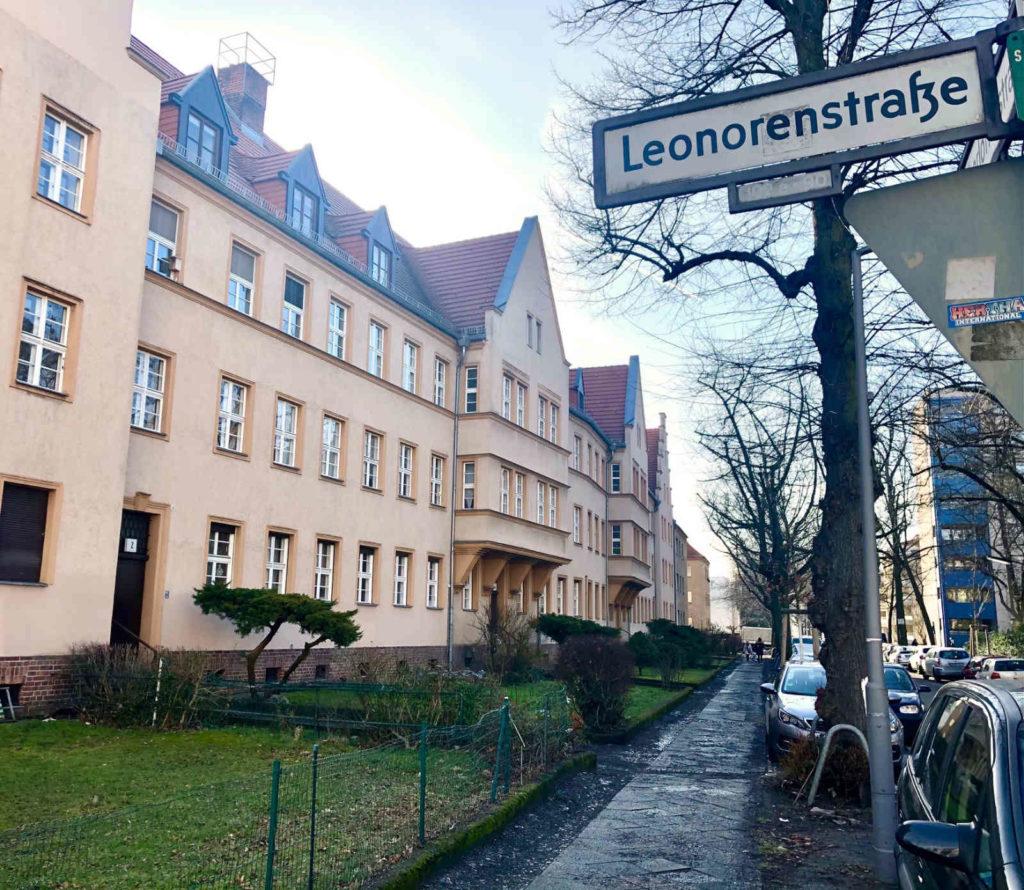 Makler Lankwitz: Leonorenstraße