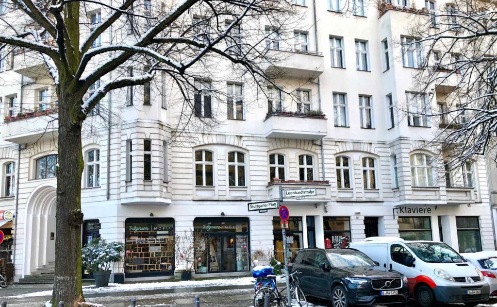 Makler Leonhardt-Kiez: Bürgerliches Wohnen