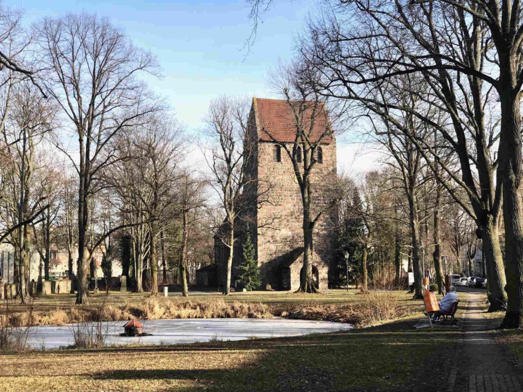 Makler Marienfelde - Dorfkirche