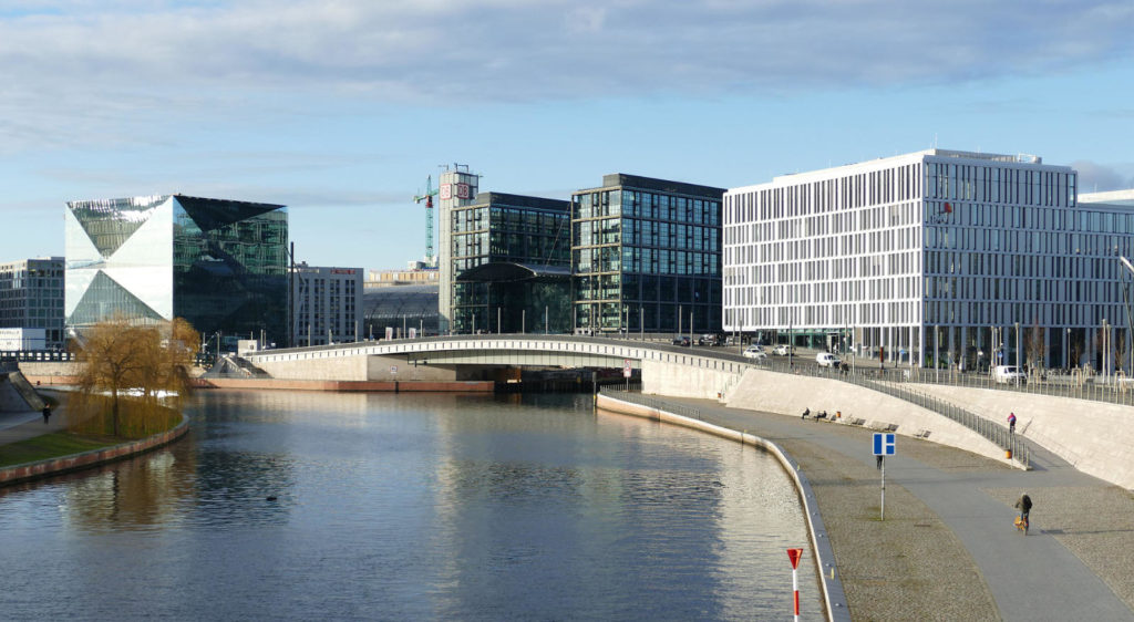 Makler Moabit: Hauptbahnhof