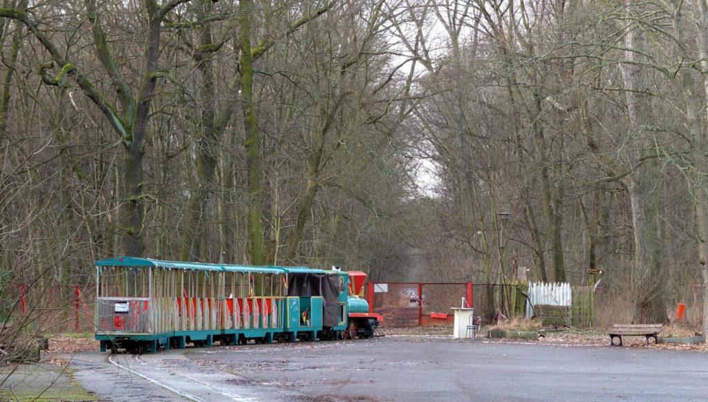 Makler Plänterwald: geschlossen