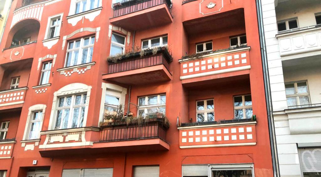 Makler Schillerkiez: Altbau-Immobilien