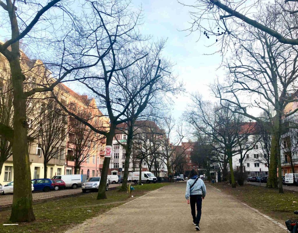 Makler Schillerkiez: Schillerpromenade