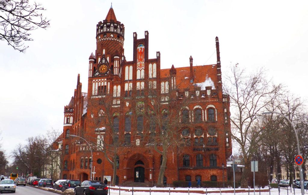 Makler Schmargendorf: rathaus
