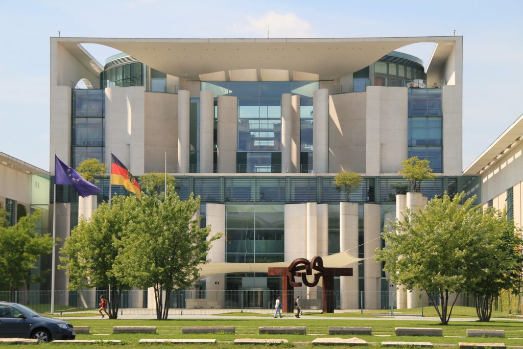 Makler Tiergarten: Bundeskanzleramt