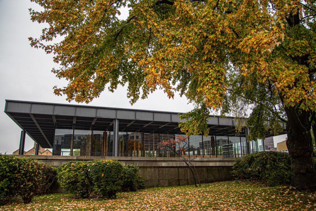 Makler Tiergarten: Nationalgalerie