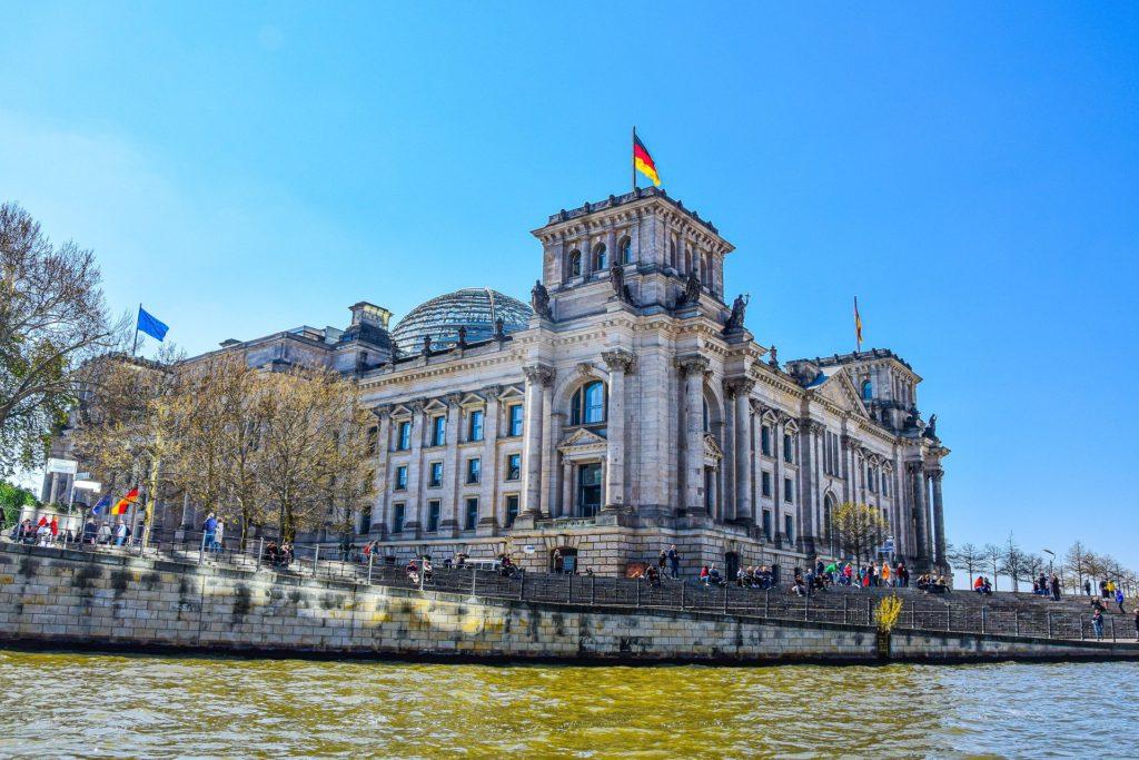 Makler Tiergarten: Reichstag