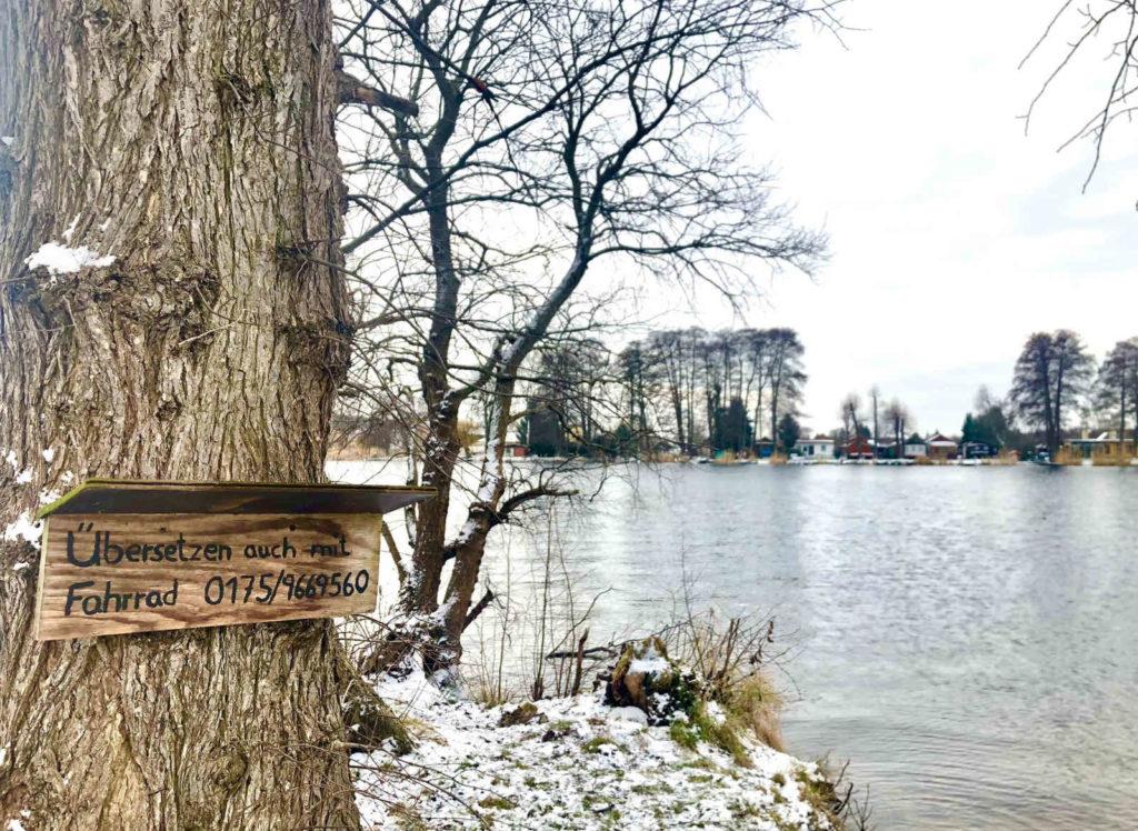 Makler Töplitz: Fähre nach Phöben