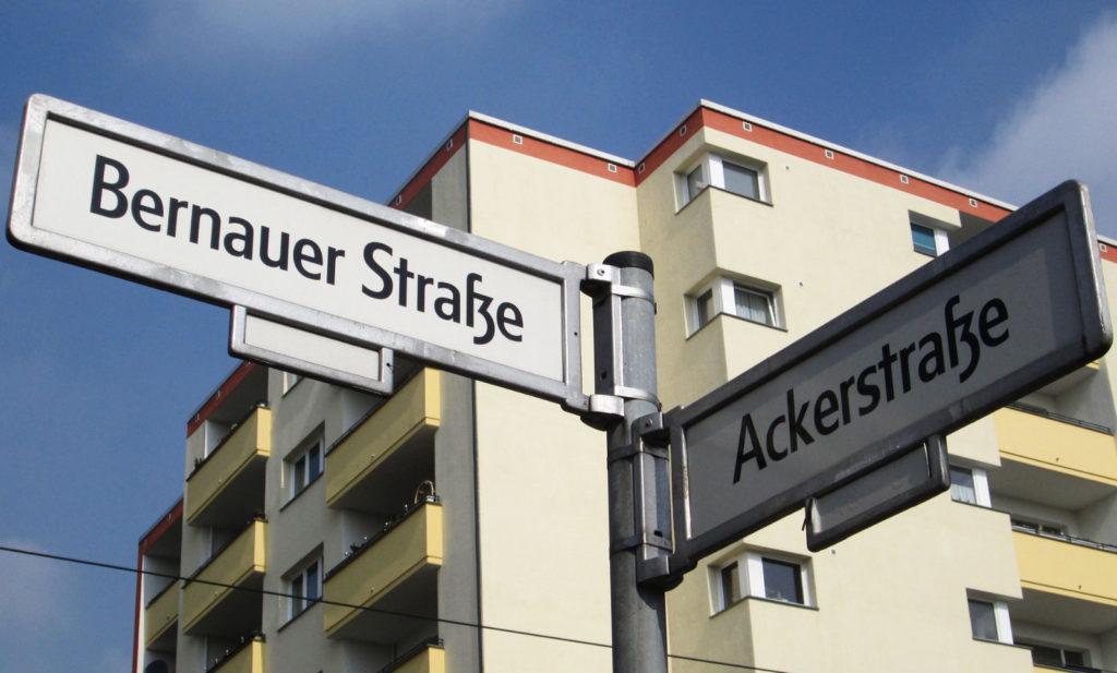 Makler Wedding: Bernauer und Ackerstraße