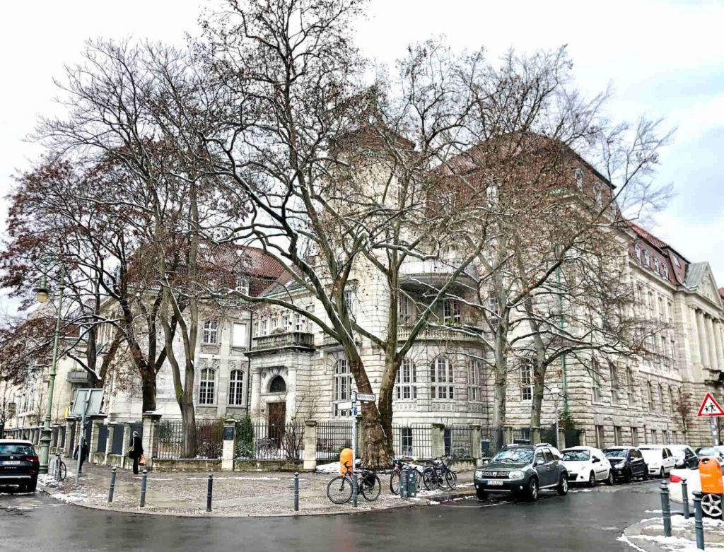 Makler Witzleben 14057: Großbürgerliches Viertel um die Leonhardtstraße