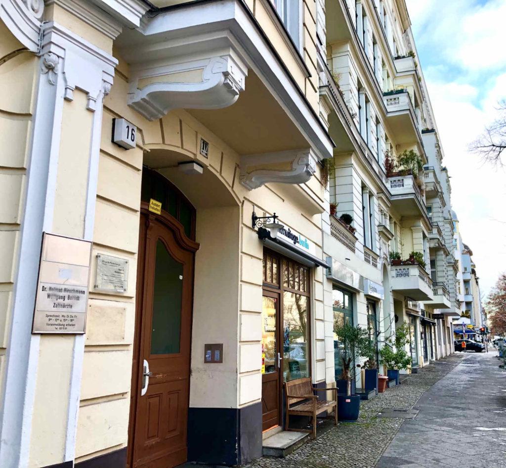 Makler Witzleben 14057: Einzelhandel in der Windscheidstraße