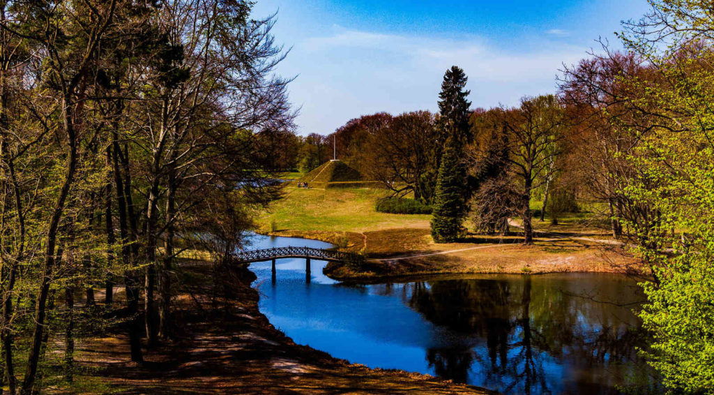 Makler Cottbus - Branitzer Park