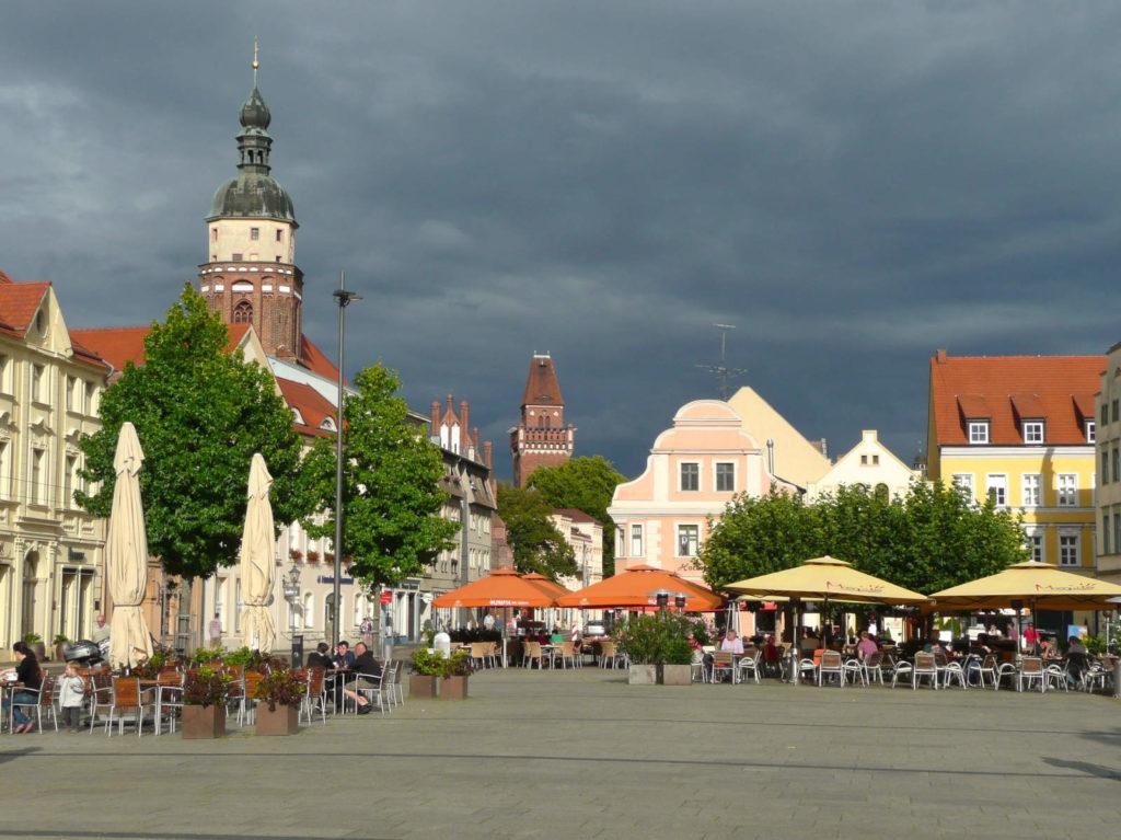 Immobilienmakler Cottbus - Marktplatz