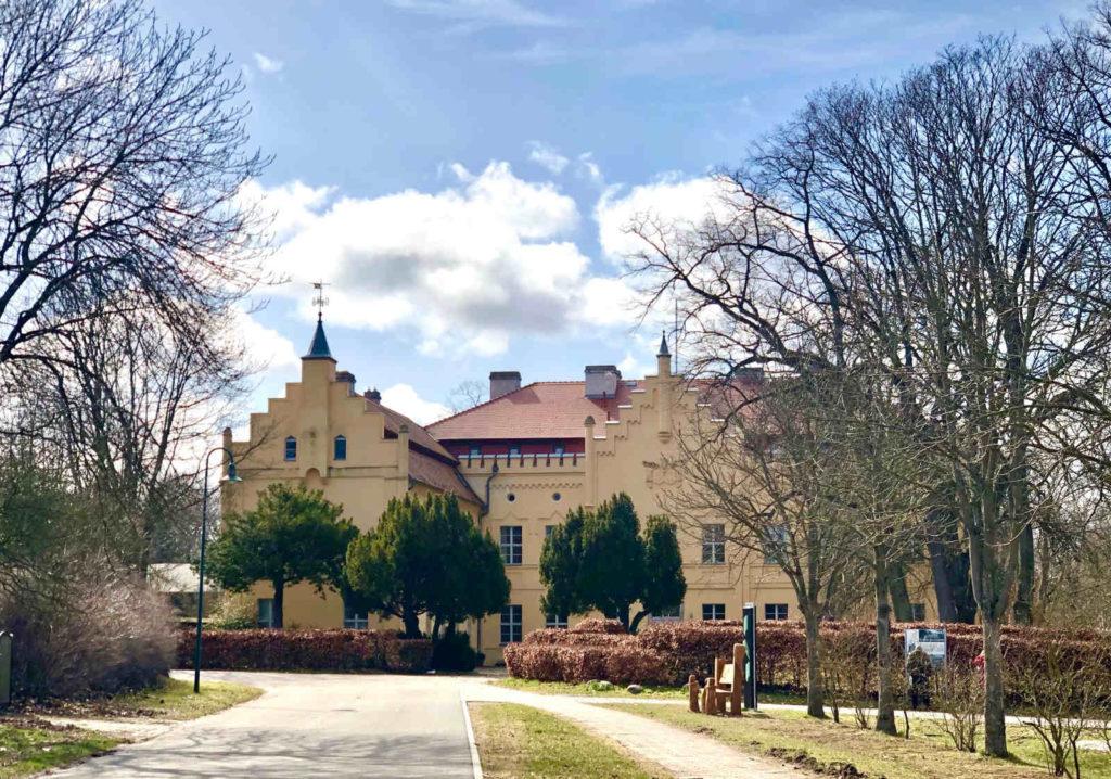 Makler Nennhausen - Schloss