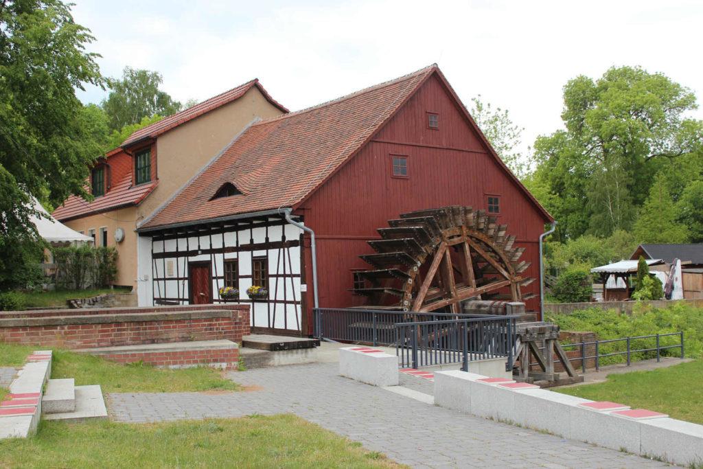 Makler Cottbus - Spreewehrmühle