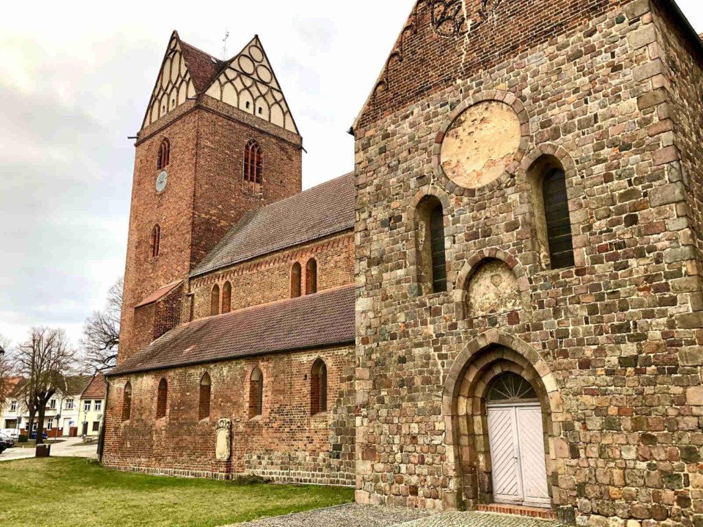 Makler Treuenbrietzen - St. Marien Kirche