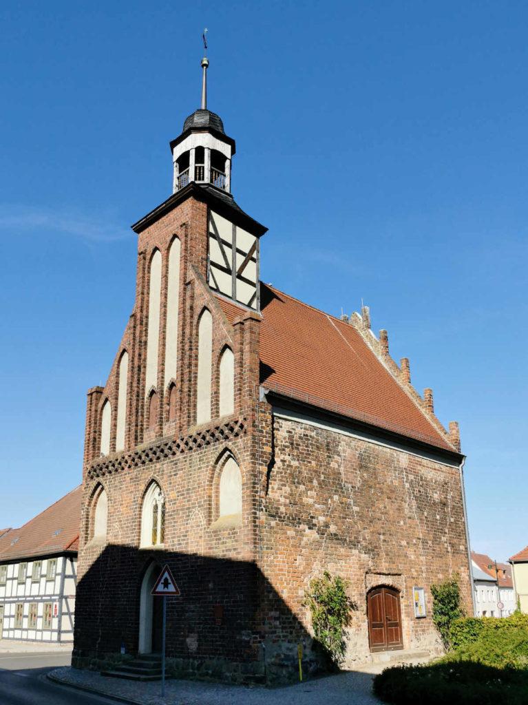 Makler Angermünde - Heilig-Geist-Kapelle in der Angermünder Altstadt