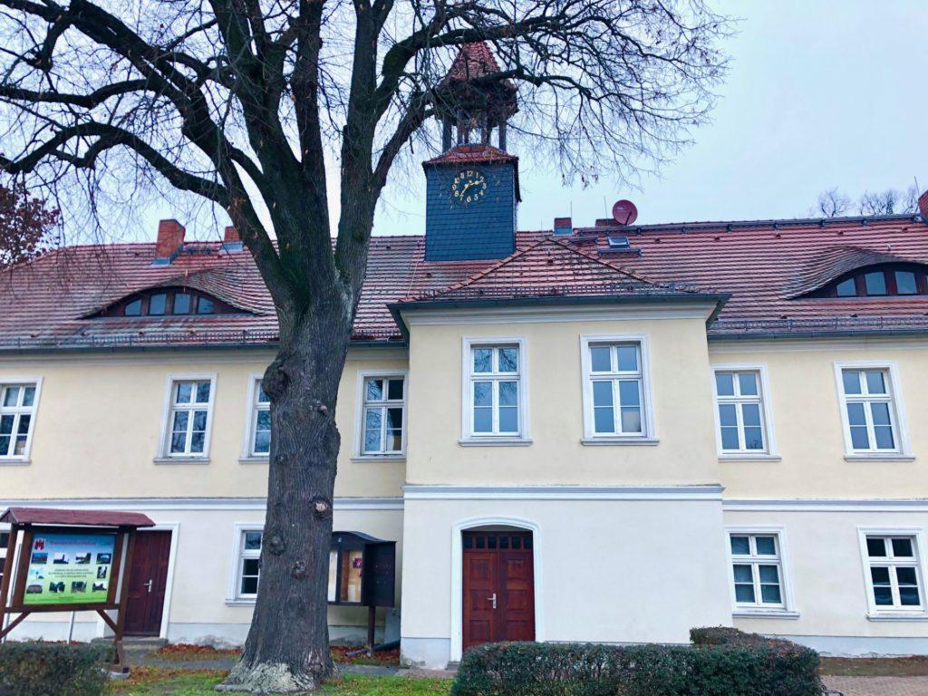 Immobilienmakler für 16833 Fehrbellin - Der Gutshof in Wall