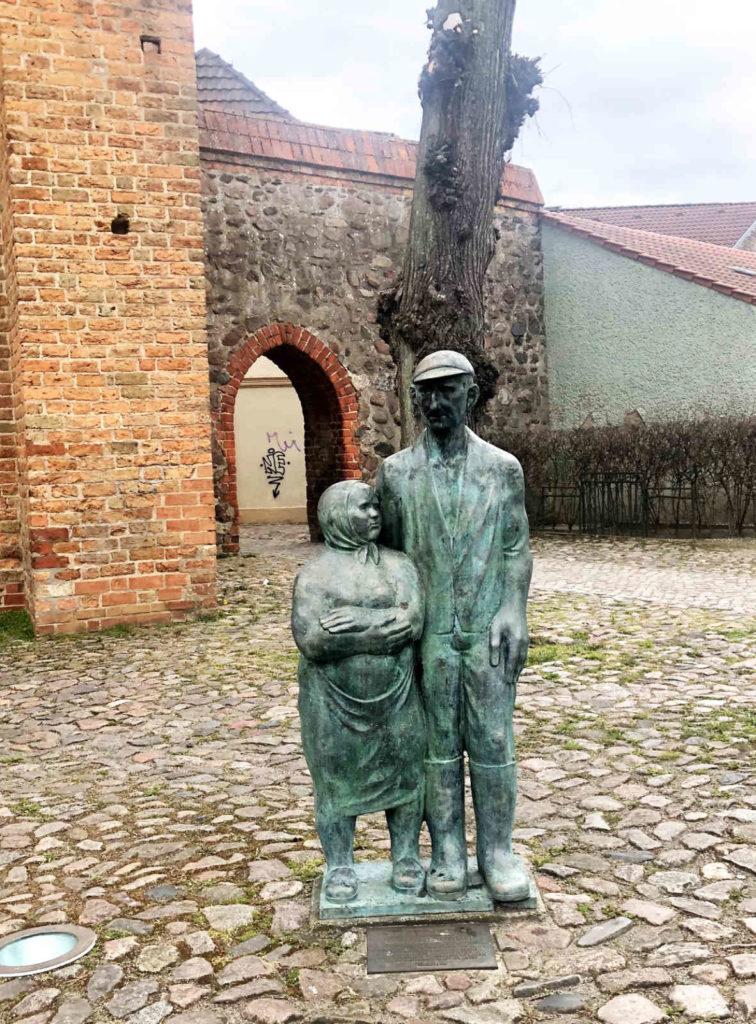 Makler Gransee - Anna und Otto