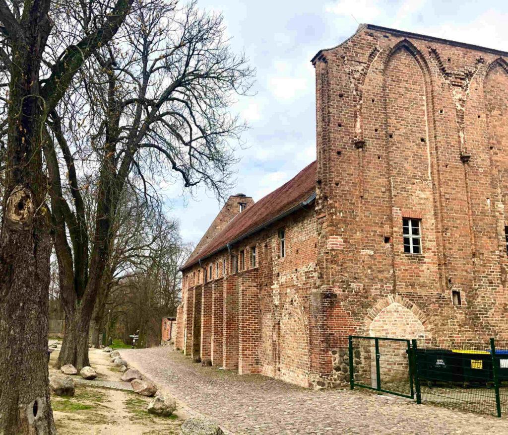 Immobilienmakler Gransee - Klosterruine